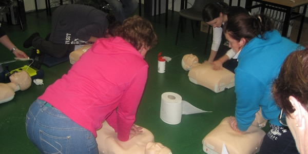 Cardiac First Responder Course (Six Hour Course)